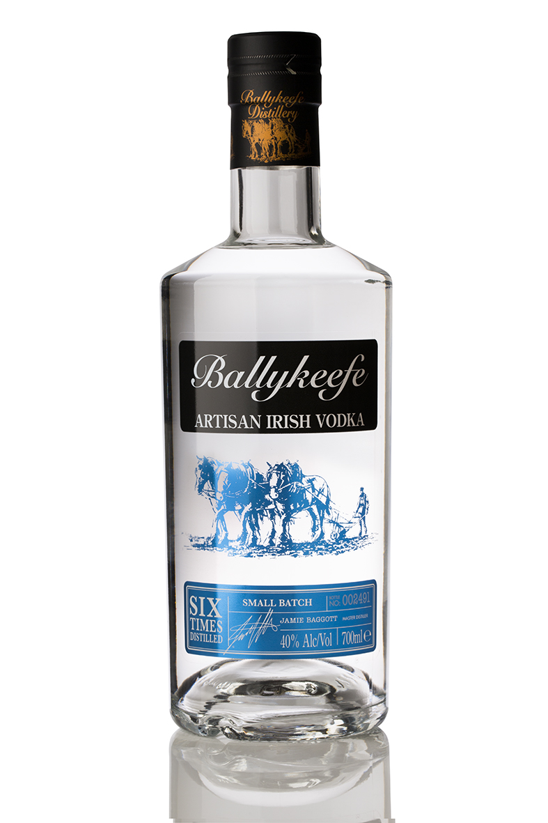 Ballykeefe Irish Vodka